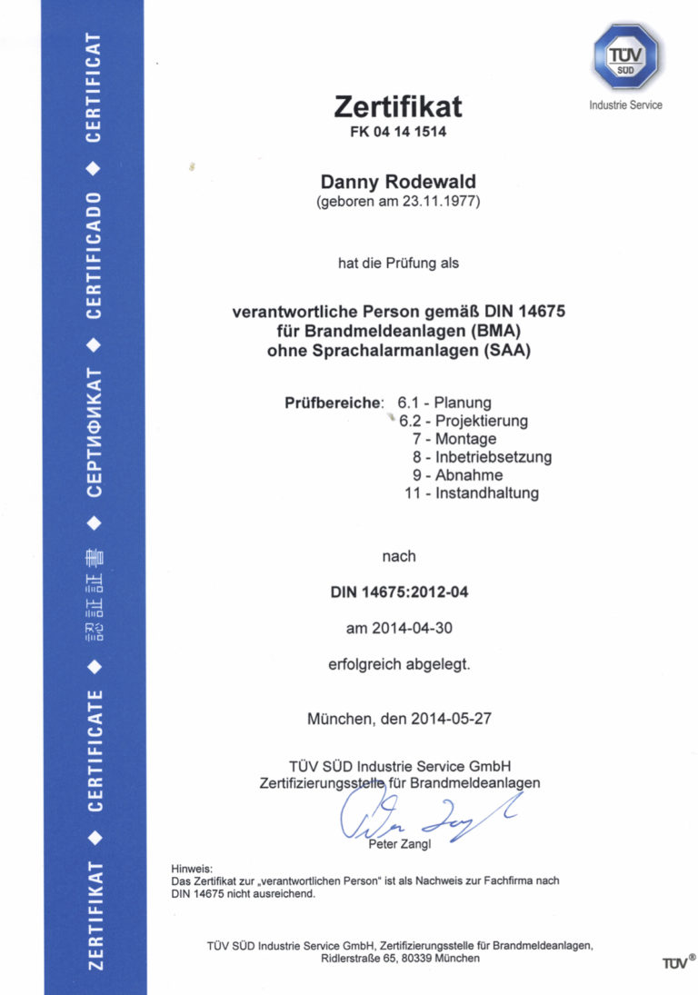 Zertifikat_DIN14675 2