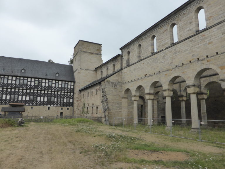 Klosterruine Paulizella